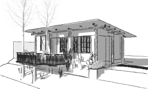 Casa 0 sketch