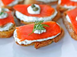 Smoked-Salmon-Crostini-Recipe